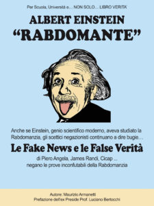 "Albert Einstein ""Rabdomante"""